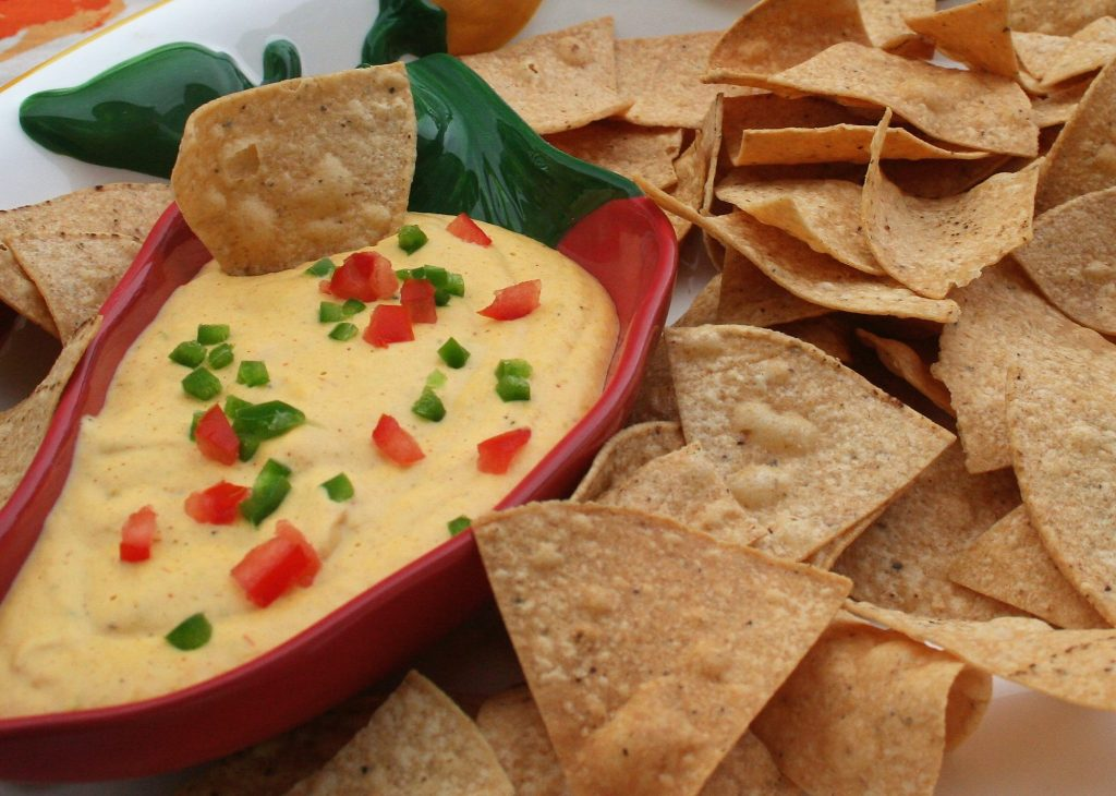 Low Sodium Nacho Cheese Sauce - Queso