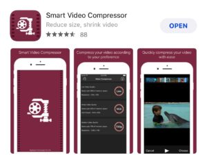 How to Compress a Video on iPhone with Smart Video Compressor