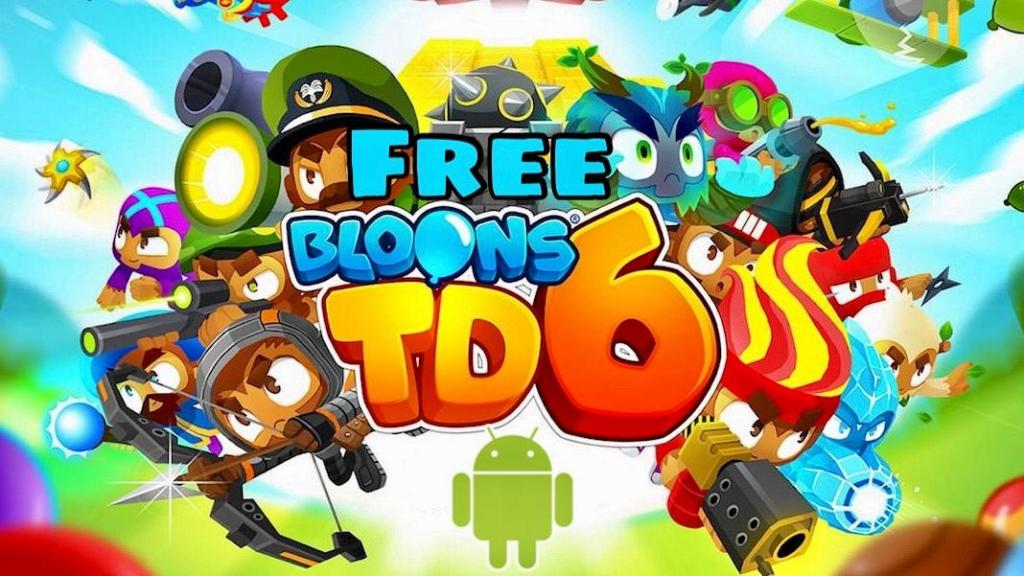 BTD6 Free Download Android