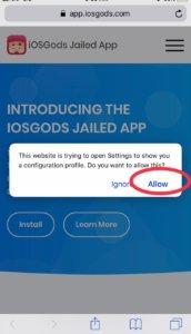 Download iOS Gods App