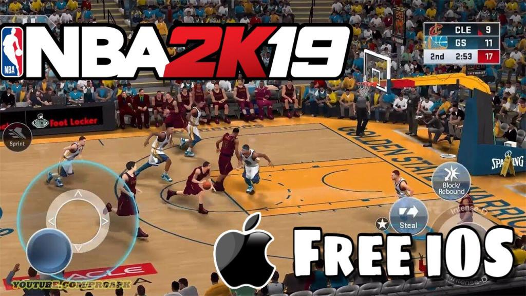 How to Download NBA 2K 19 Fore Free iOS