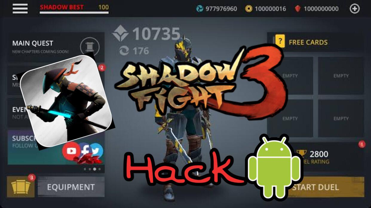How to Hack Shadow Fight 3 on Android without root