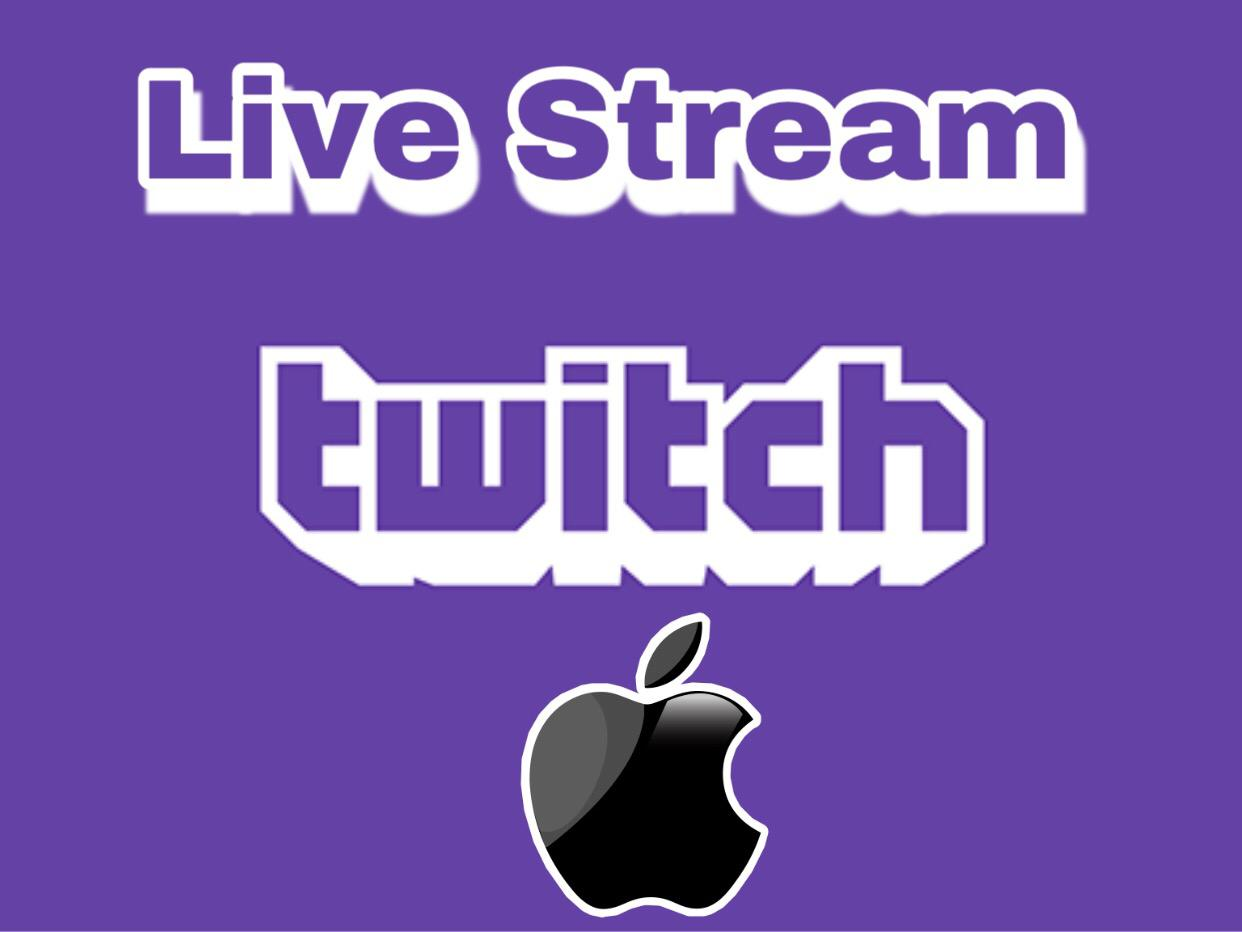 How to stream iOS games on Twitch from iPhone
