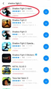 Shadow Fight 3 Hack Android