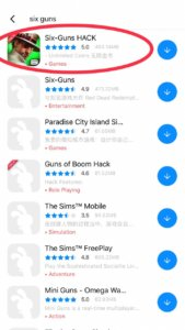 Six Guns Hack for Android No Root