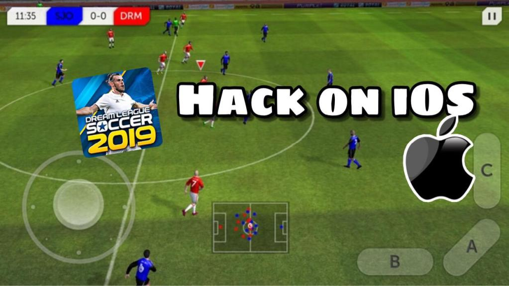 How To Hack Dream League Soccer 2019 On Iphone Ios No Jailbreak