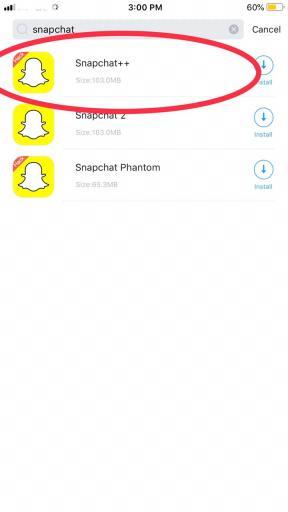 Snapchat++ iOS Download