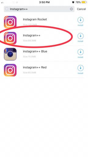 Download Instagram++ iOS 13