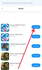 jurassic world alive hack download ios