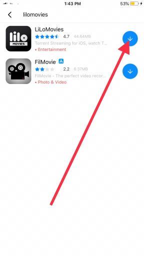 Lilomovies download ios
