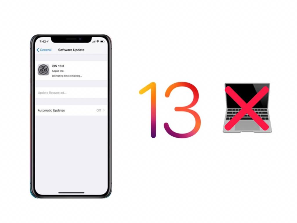 How to Download iOS 13 without Computer