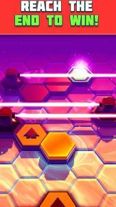 Best Apple arcade games- Hexaflip