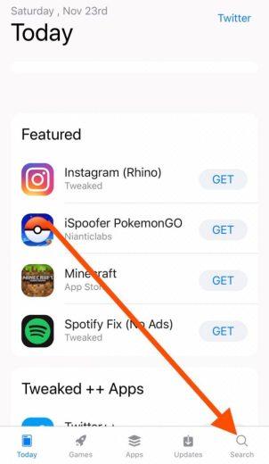 Search Radiation Island iOS