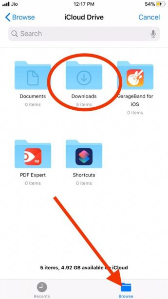 Select PDF file you want to edit