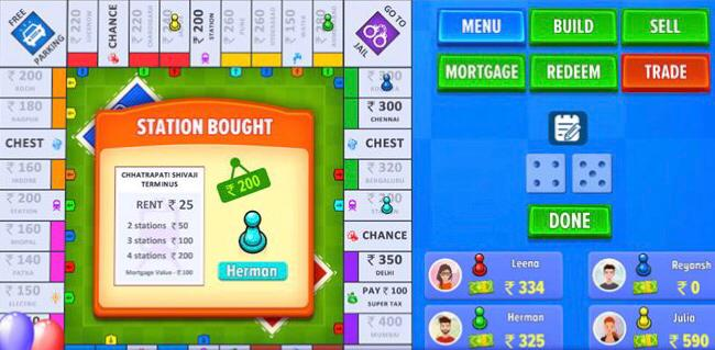 Business Board Free iPhone Multiplayer