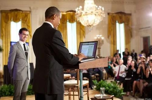 White House Twitter Forum