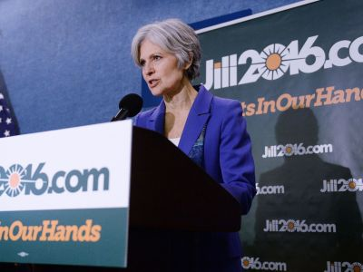 Jill Stein - Recount is all about the money - Its In Our Hands
