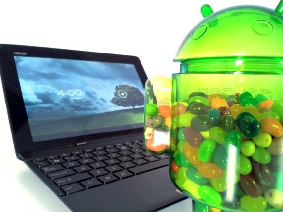 Jelly Bean for Asus TF 300