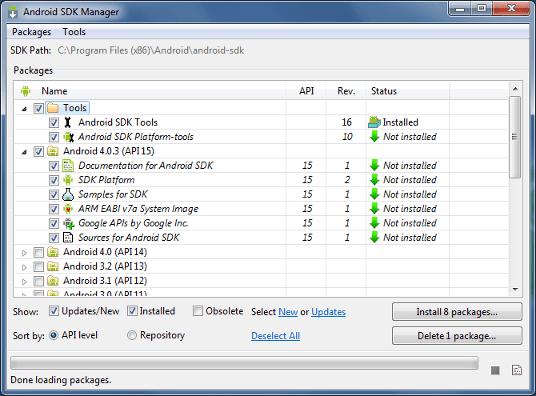 Android sdk windows platform tools adb exe download