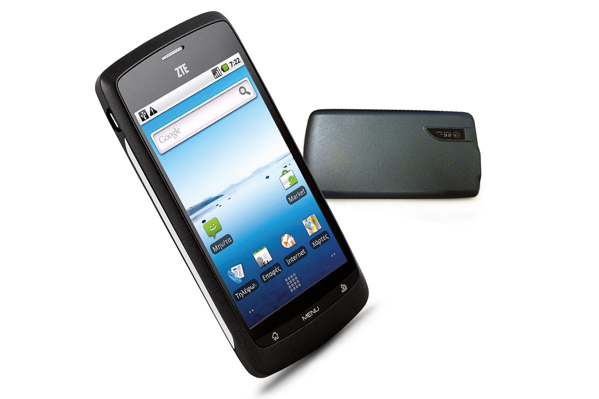 Install CM10 1 Android 4 2 Jelly Bean ROM on ZTE Blade