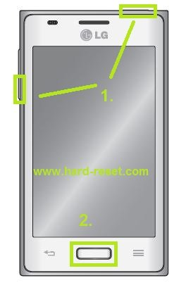 ClockWorkMod (CWM) Touch Recovery For LG Optimus L5