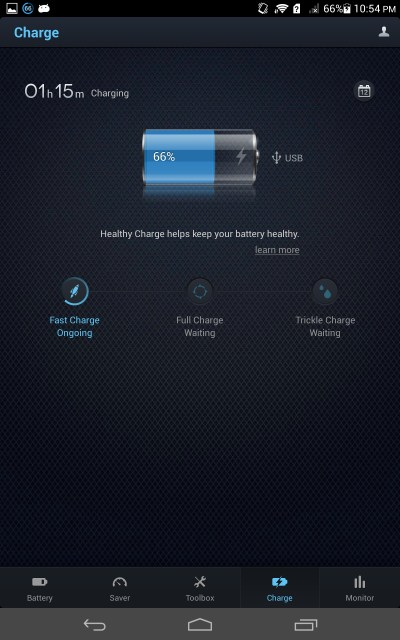 Charging Modes