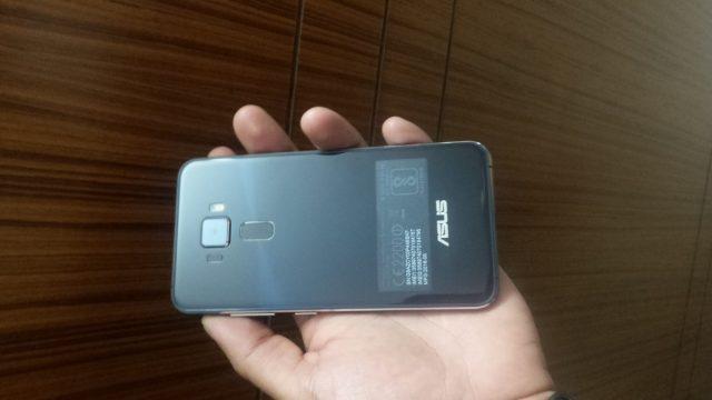 Zenfone 3 back