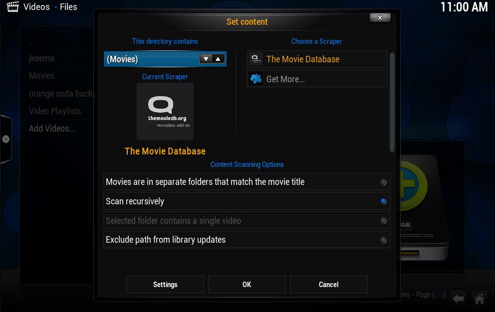how to put xbmc on apple tv