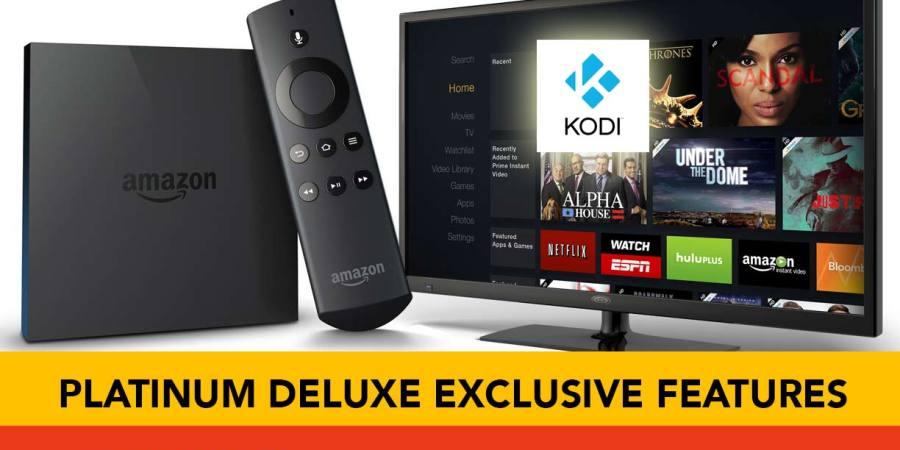 Amazon Firestick Hack Installs Kodi XBMC for Free Cable TV
