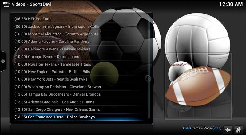 Best Ways to Watch Live NFL on Amazon Firestick (Free/Paid)
