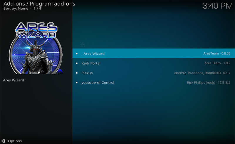 Kodi-krypton-open-ares-wizard