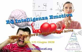 HNA125Giu2020 Basi dell'Intelligenza Emotiva nelle Relazioni EQ hacking idee algoritmi comunicazione persuasione seduzione ipnosi strategico dialogo filosofia PNL