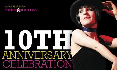 10th anniversary Anna Fiorentini Theatre and Film School