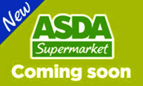 New Asda supermarket coming soon