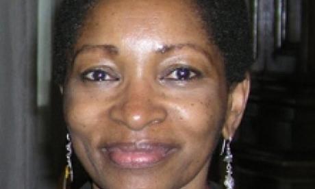 Writer Bonnie Greer