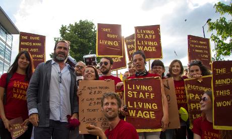 Eric Cantona Living Wage
