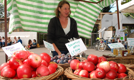 Saturday 16 October is the big day for apples. Photo:©Growing Communities