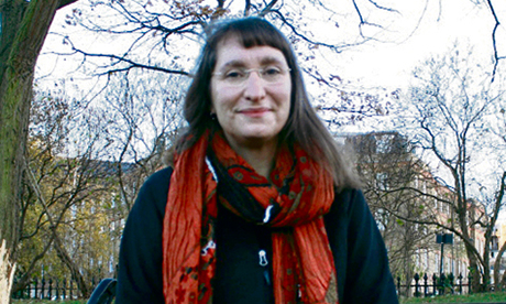 Heather Finlay. Photograph: Hackney Green Party