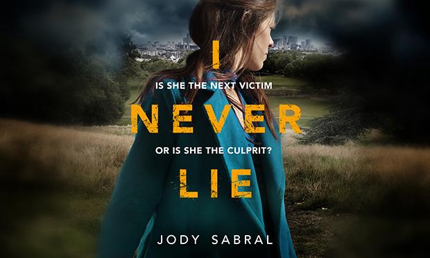I Never Lie book cover
