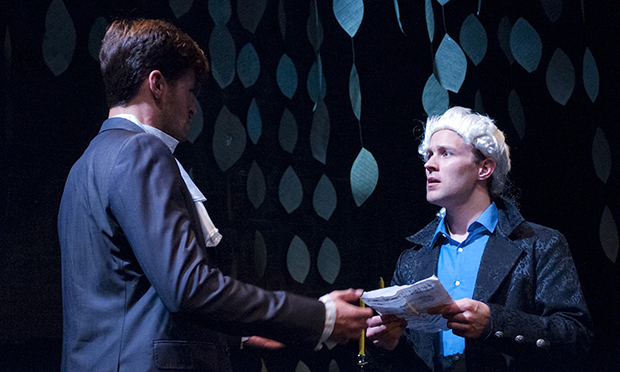 Mozart and Salieri at Grimeborn