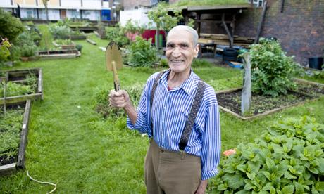 Wenlock Estate gardening
