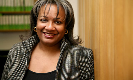 Diane Abbott, MP for Hackney North & Stoke Newington