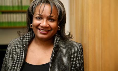 Diane Abbott, MP for Hackney North & Stoke Newington