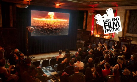 Screen burn - we look forward to the 16th East End Film Festival. All images courtesy East End Film Festival