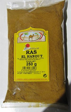 Ras el hanout. Photograph: Wikimedia Commons