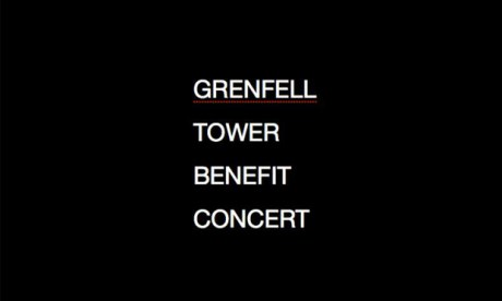Grenfell Benefit Cafe Oto