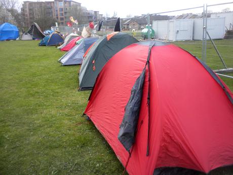 Occupy Leyton Marsh