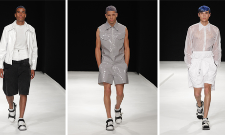London Collections MEN SS2014. Photographs: Christopher Dadey.