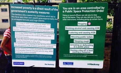 Hackney Council's PSPO