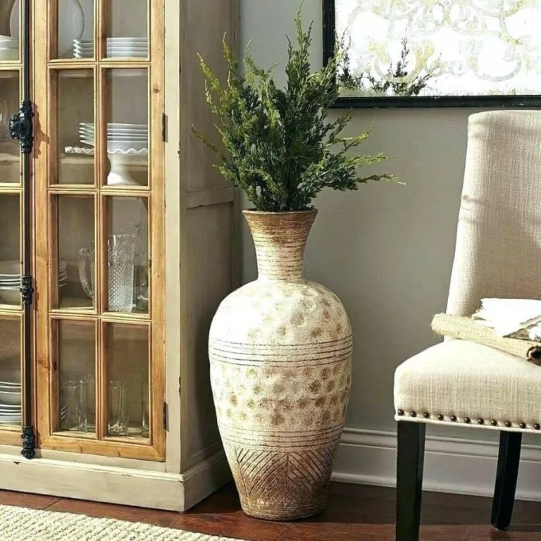 vases for interior decoration there
